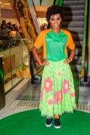 Desfile de Apresentação dos novos uniformes e inauguração da Loja do América na noite desta quinta feira, 10/03/20116 - Boulevard Shopping - BH -MG - Foto: Mourão Panda / Studio Panda Fotografia